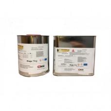 Żywica epoksydowa bezbarwna Micronfloor Epoxidharz Glass Pox 400 Transparente -  3kg
