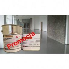 Żywica epoksydowa kolorowa do rozlewania i malowania Micronfloor Epoxidharz  Color Pox 200 G - 12,5kg