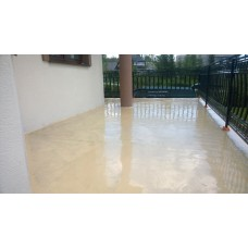 Hydroizolacja poliuretanowa odporna Waterproofing Pur 500   - 7.5kg  wydajność od 8m2 do 10m2 zestaw z żywicą gruntującą.