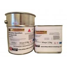 Żywica epoksydowa  do malowania Micronfloor Epoxidharz   Pox Aqua G20   6kg