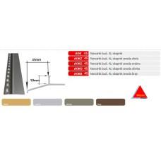 uniwersalny profil okapnikowy MKR-P2- 2,5mb- szt