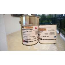 Hydroizolacja poliuretanowa odporna Waterproofing Pur 500   - 7.5kg  wydajność od 8m2 do 10m2.
