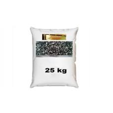 Kruszywo kwarcowe 1mm do wykonywania kamiennych dywanów zalewanych  25kg