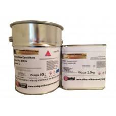 Żywica epoksydowa w kolorze do malowania i rozlewania Micronfloor Epoxidharz Color Pox 200 G - 12,5kg