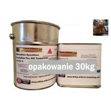 Żywica epoksydowa bezbarwna Micronfloor Epoxidharz  Crystalline Pox 400 Transparente - 30kg