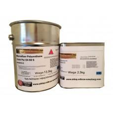 Żywica poliuretanowa UV Polyurethanharz Micronfloor polyurethanharz Color Pur UV-50 S   16kg