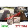 Żywica epoksydowa bezbarwna Micronfloor Epoxidharz  Crystalline Pox 400 Transparente - 7,5kg